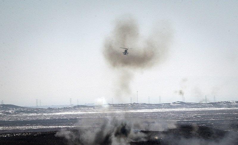 مرحله نهایی رزمایش موشکی و دریایی سپاه در خلیج فارس و تنگه هرمز آغاز شد/ بهکارگیری ماهواره نور برای اولین بار