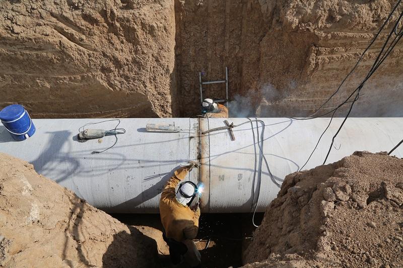 بهره برداری از  ۱۶ پروژه آبفا استان اصفهان با اعتباری بالغ بر ۳ هزار و ۵۰ میلیارد ریال درهفته دولت