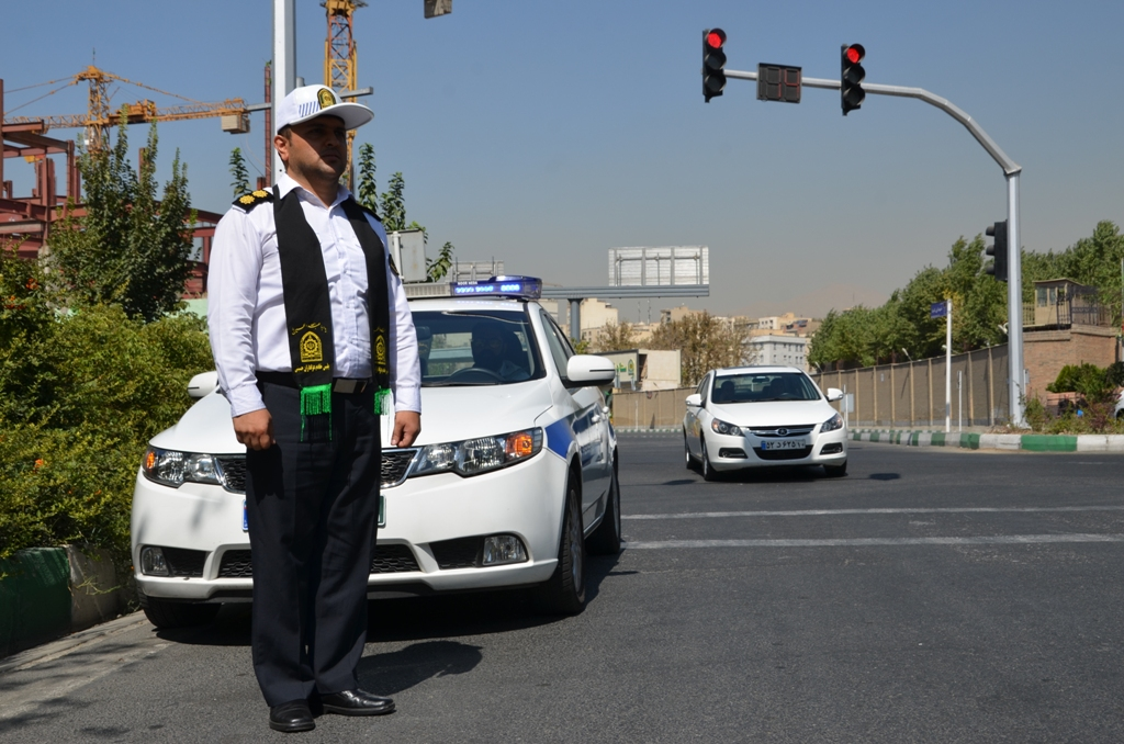 آماده باش ۱۰۰ درصدی پلیس اصفهان در روزهای تاسوعا و عاشورای حسینی/محدودیت ترافیکی در تاسوعا و عاشورای حسینی نیست
