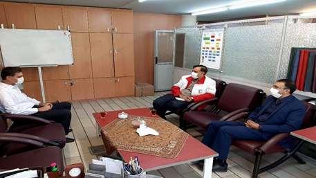 خانه هلال اصحاب رسانه در استان اصفهان تاسیس و راه اندازی می شود / افزایش و تسهیل همکاری های مشترک رسانه ها و جمعیت هلال احمر در زمینه توسعه و ترویج آموزه های امدادی و فرهنگ بشردوستی