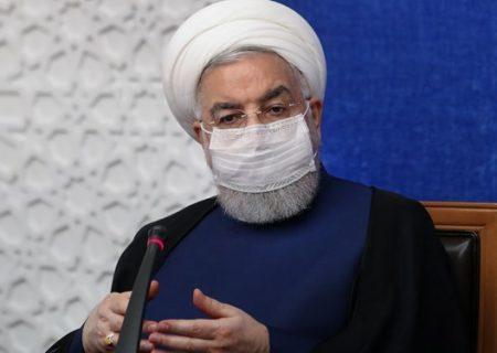 روحانی: پهنای باند اینترنت برای ایام محرم به بهترین وجه در اختیار مردم قرار گیرد