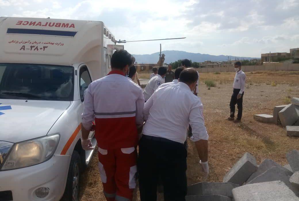 انجام ۵۷ ماموریت امداد و نجات و امدادرسانی به ۹۸ حادثه دیده توسط نجاتگران اصفهانی در آخرین هفته مردادماه ۹۹