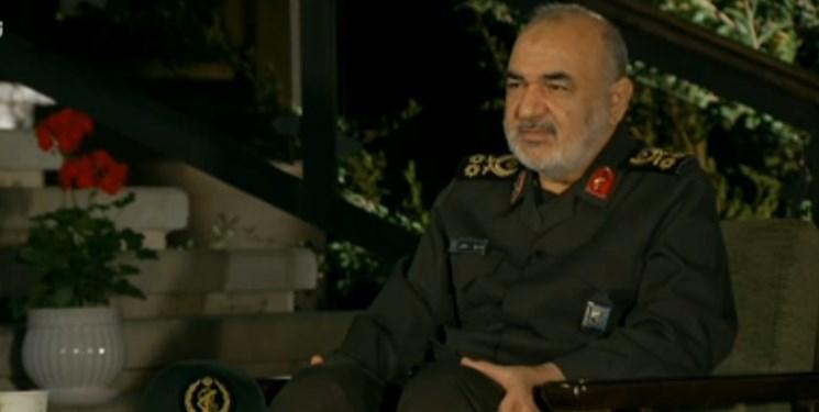 سرلشکر سلامی: پیشمرگ و فدایی ملت ایرانیم/ تاوان ترور «قاسم» فروپاشی نظام سیاسی آمریکاست