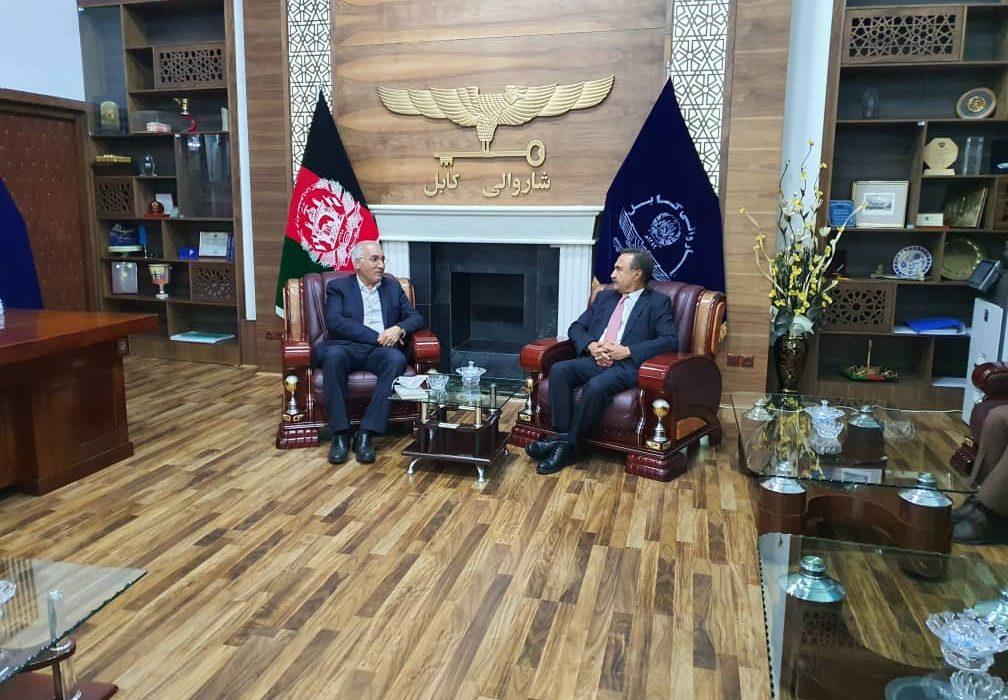 آمادگی شهرداری های ایران برای همکاری با کابل