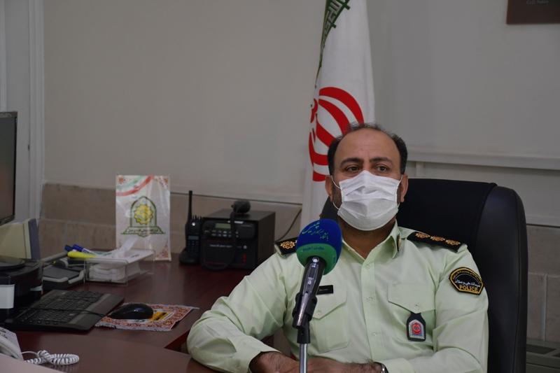 کشف ۱۹ میلیارد ریال موز قاچاق در اصفهان