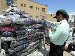 تخلیه پوشاک میلیاردی قاچاق در باربری لو رفت