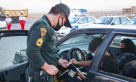 """اعمال قانون ۵ میلیون ریالی ۱۳۴ خودرو در """" اصفهان""""/ برگشت ۴ هزار و ۸۸۷ خودروی مسافران از """" اصفهان """""""