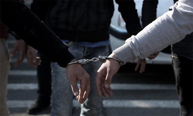 سارق منزل حین خروج از کشور دستگیر شد