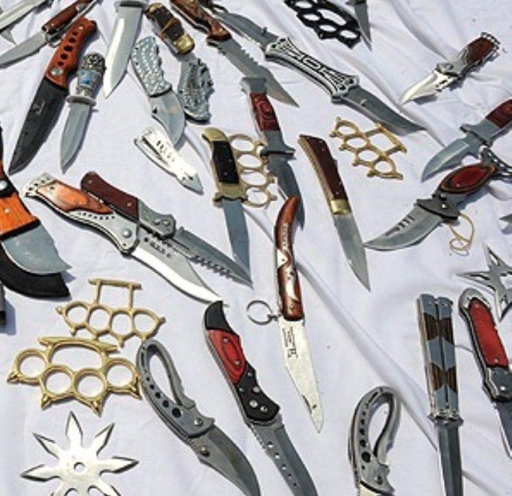 برخورد با قاچاقچیان، سازندگان و فروشندگان اسلحه