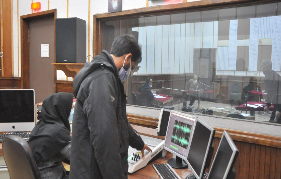 روایت رادیو اصفهان از جوانی که دلباخته جبهه شد