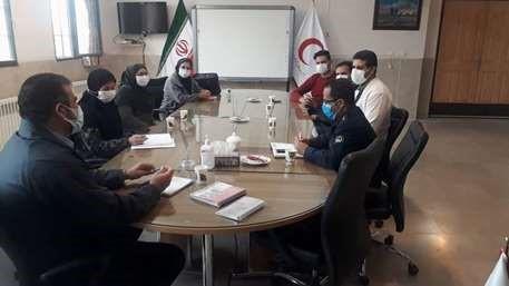 برگزاری دوره آموزش همگانی و آمادگی در برابر مخاطرات ویژه سربازان وظیفه پایگاه هشتم شکاری نیروی هوایی اصفهان
