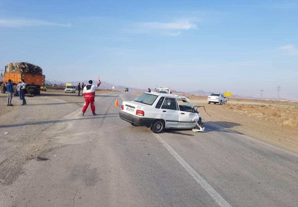 امدادرسانی نجاتگران اصفهانی به ۱۰۴حادثه دیده در آخرین هفته آذرماه ۹۹