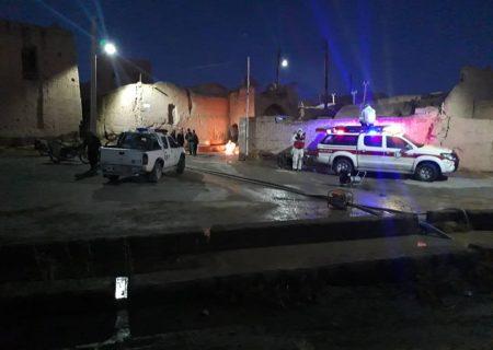 امدادرسانی نجاتگران جمعیت هلال احمر استان اصفهان به حادثه دیدگان ناشی از سیل و آبگرفتگی در ۲۴ ساعت گذشته / امدادرسانی به ۱۰۸ نفر و ۵۰ خودرو گرفتار