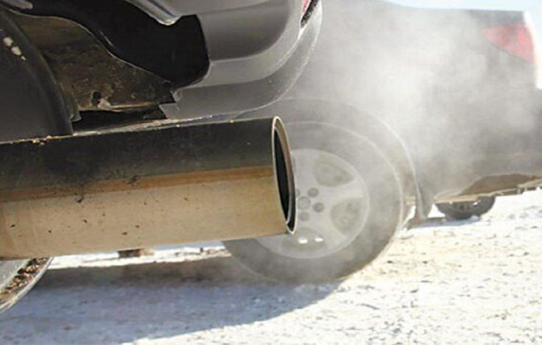 فک پلاک بیش ازیک هزار خودروی دودزا در اصفهان