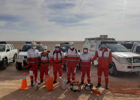 اجرای مانور ساعت صفر زلزله در اصفهان/ حفظ آمادگی برای مدیریت زلزله ۶و۲ دهم ریشتری