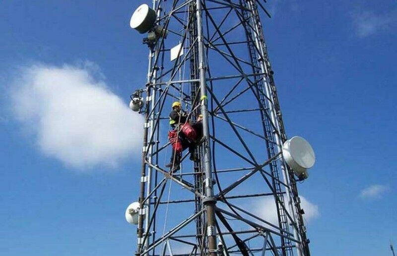 راه اندازی سامانه اندازهگیری تشعشعات دکلهای تلفن همراه