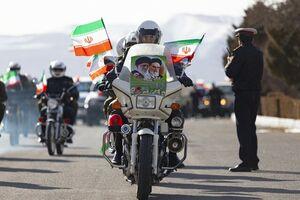 اعلام محدودیت های ترافیکی رژه موتوری و خودرویی روز ۲۲ بهمن