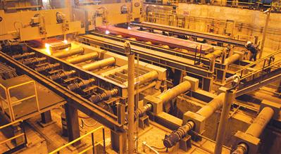 دستیابی به بالاترین میزان تولید فولاد خام در تاریخ فولاد مباركه