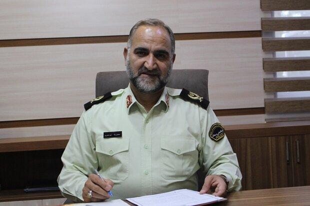 اقدامات هوشمندانه پلیس اصفهان درخنثی کردن توطئه های دشمن