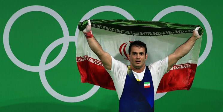 تجلیل از قهرمان وزنهبرداری المپیک در اصفهان/جایگاه مرادی در دلهای ملت است