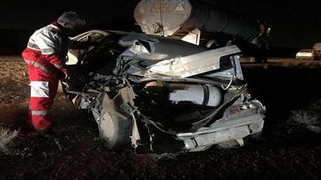 امدادرسانی هلال احمر اصفهان به ۱۲۹حادثه دیده در هفته گذشته