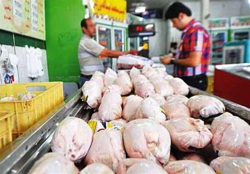پلمب ۲ مرغ فروشی متخلف در اصفهان