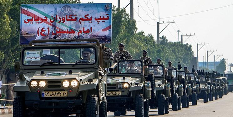 رژه روز ارتش به صورت محمول و خودرویی برگزار میشود