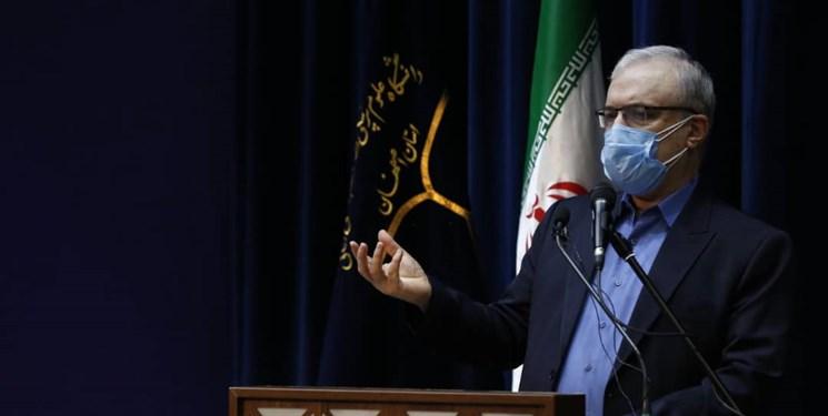ایران، درخشان ترین کشور در عرصه تولید واکسن کووید ۱۹/ علمی ترین شیوه مدیریت کرونا را با تحریم ها داشتیم