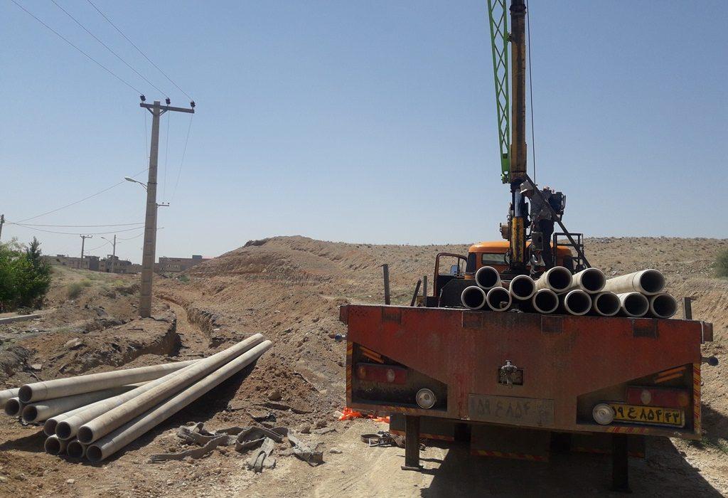آبرسانی پایدار به ۶۰ روستای دیگر در استان اصفهان