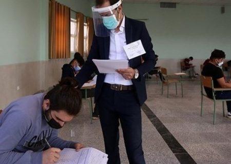 حضور مراقبین سلامت در حوزههای امتحان نهایی الزامی است