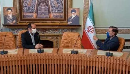 برگزاری جلسه مشترک بررسی تعاملات فی مابین جمعیت هلال احمر استان و دفتر یونسکو در اصفهان