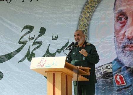شهید حجازی در سختیهای نبرد آرامشش را از دست نمیداد