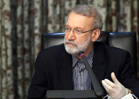 بیانیه لاریجانی پس از عدم احراز صلاحیت/ وظیفه خود را در پیشگاه الهی و ملّت انجام دادهام