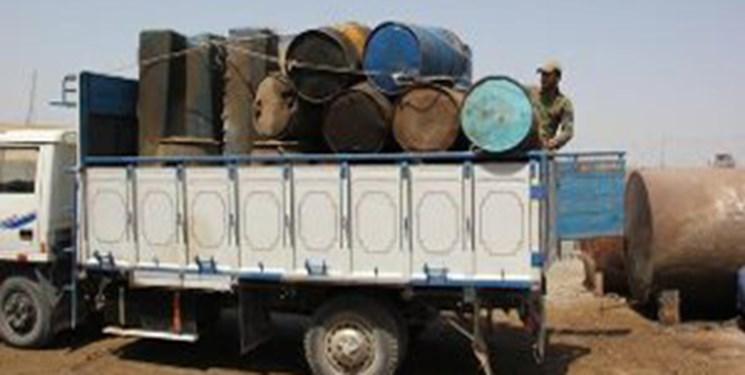 کشف ۱۵ هزار لیتر گازوئیل قاچاق در اصفهان