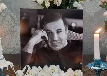 پیکر زنده یاد «علی سلیمانی» آرام گرفت/ هنرمندی که ۲۵ سال به یاد امیرالمؤمنین نذر تئاتر داشت