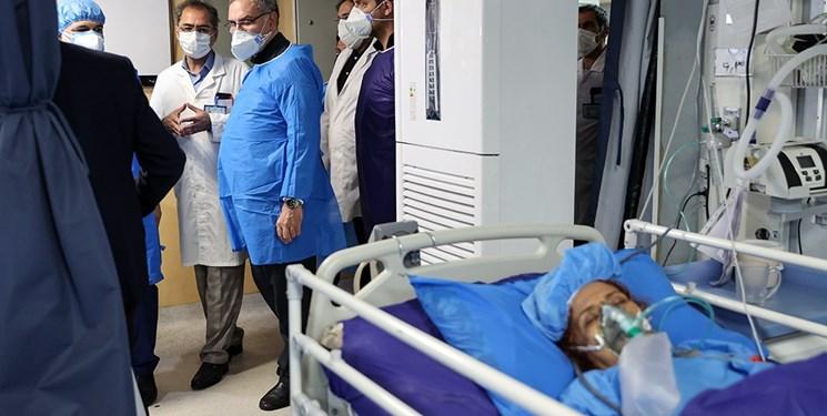 تاکید وزیر بهداشت بر کنترل مصرف و تجویز دارو به بیماران کرونایی