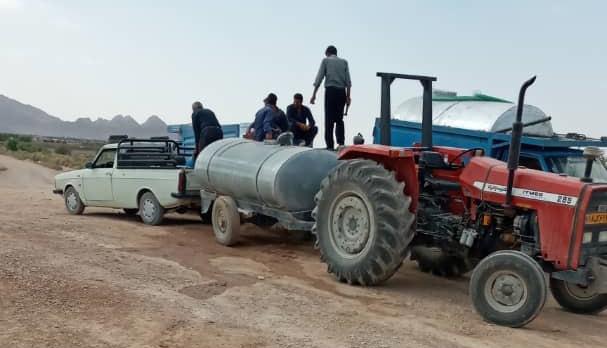 کشف سرقت ۵۵۰۰۰ مترمکعبی آب از خط آبرسانی شرق اصفهان