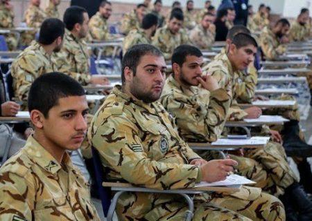 سربازان نخبه در دستگاههای دولتی خدمت سربازی میگذرانند