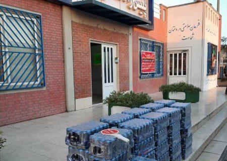 توقیف اتوبوس مسافربری حامل نوشابه انرژی زای خارجی در اصفهان