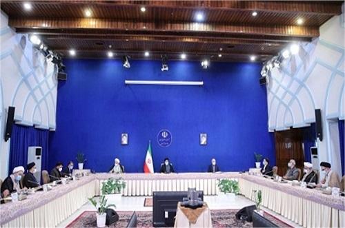 آیت الله رئیسی در جلسه شورای عالی فضای مجازی بر ضرورت استفاده از ظرفیت فضای مجازی تاکید کرد