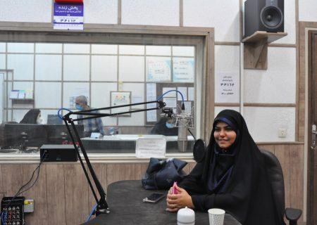 آموزش مسائل خانواده وآشنایی با فناوری روز در رادیو اصفهان