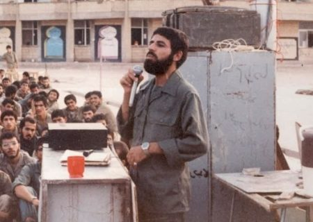 شهید ردانیپور: برای ما خاک مهم نیست، عقیده مهم است