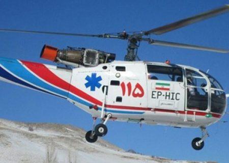 جانمایی ۵۱ پد بالگرد در استان اصفهان/ امداد هوایی جان ۴۰ نفر را نجات داد