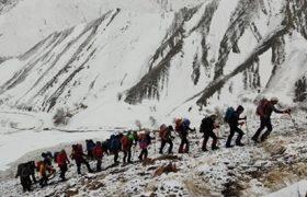 مجمع انتخاباتی هیأت کوهنوردی اصفهان برگزار شد/ آرای سفید پیشی گرفتند